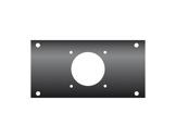 KILT • Flanc 160 x 80mm usinage pour Socapex série 40-cablage