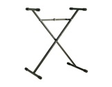 K&M • Stand clavier charge 50 kg H 400 à 900 mm L 770 mm-stands-supports
