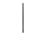 K&M • Tube prolongateur 990 mm noir - filetages 10 mm-audio