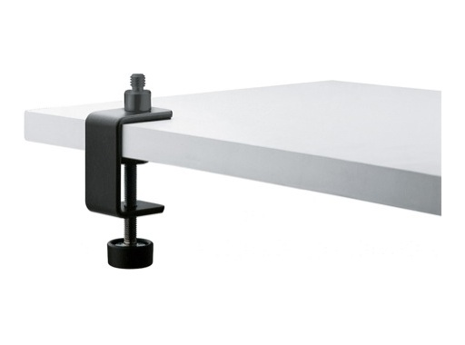 K&M • Pince de table noire max 45mm