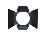 DTS • Volet 4 faces noir pour PAR30 118x118mm-accessoires