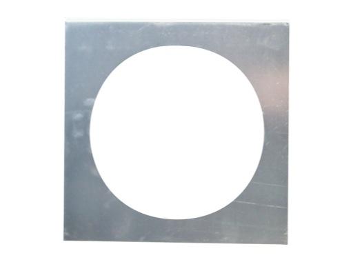 DTS • Porte filtre chrome pour PAR16 70 x 68mm