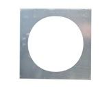 DTS • Porte filtre chrome pour PAR16 70 x 68mm-eclairage-spectacle
