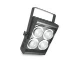 DTS • Blinder noir pour 4 lampes DWE 452x440x100mm