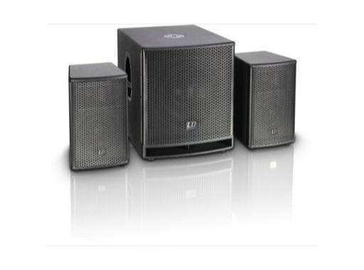 LDS • Système de son amplifié DAVE12 G3