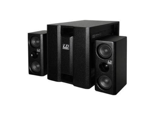 LDS • Système de son amplifié DAVE8 XS