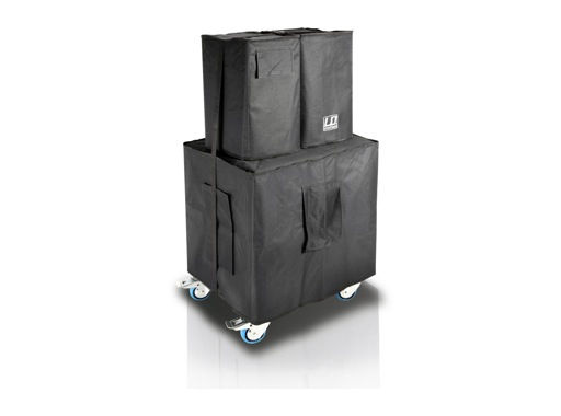 LDS • Kit transport plateau et housses pour systéme DAVE15 G3