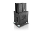 LDS • Kit transport plateau et housses pour systéme DAVE15 G3-audio
