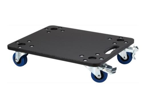 plateau de transport roulettes pour dave15 g3 sangle. Black Bedroom Furniture Sets. Home Design Ideas