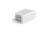 ESL • Embout plein pour profilé gamme Micro