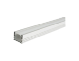 ESL • Profil alu anodisé PDS4 pour Led 2.00m-profiles-et-diffuseurs-led-strip