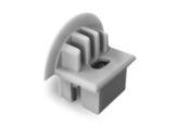 ESL • Embout passage de câble pour profilé gamme PDS4K