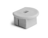 ESL • Embout passage de câble pour profilé gamme PDS O-accessoires-de-profiles-led-strip