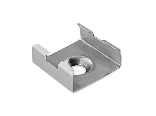 ESL • Clip fixation zinc pour profilé gamme 45 ALU