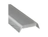 ESL • Diffuseur transparent 2.00m sauf gamme EX ALU, HR ALU-profiles-et-diffuseurs-led-strip