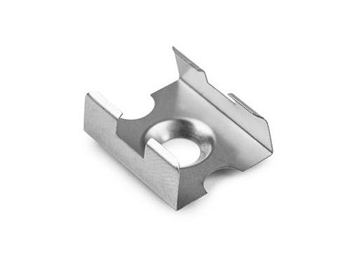 ESL • Clip fixation zinc pour MICRO, 45ALU, PDS O