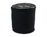 DRISSE • Ordinaire noire Ø 4 mm - bobine de 100 m-structure-machinerie