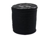 DRISSE • Ordinaire noire Ø 6 mm - bobine de 100 m-structure-machinerie