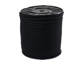 DRISSE • Ordinaire noire Ø 10 mm - bobine de 100 m-structure-machinerie