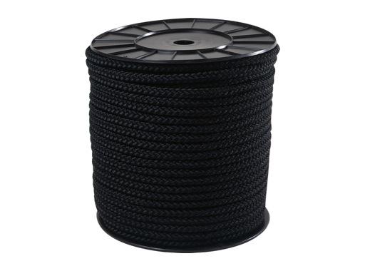 DRISSE • Ordinaire noire Ø 12 mm - bobine de 100 m