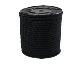 DRISSE • Ordinaire noire Ø 12 mm - bobine de 100 m-structure-machinerie