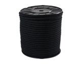 DRISSE • Pré étirée noire Ø 4 mm - bobine de 100 m