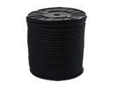 DRISSE • Pré étirée noire Ø 8 mm - bobine de 100 m