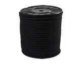 DRISSE • Pré-étirée noire Ø 14 mm - bobine de 100 m