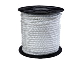 DRISSE • Blanche Ø 6 mm rupture 350 kg - bobine de 100 m-structure-machinerie